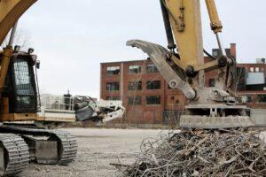 Protocol i directrius de la UE per a residus de construcció i demolició