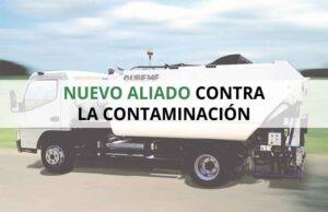 Nuevo aliado contra la contaminación