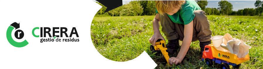 Educacion medioambiental Residuos Cirera