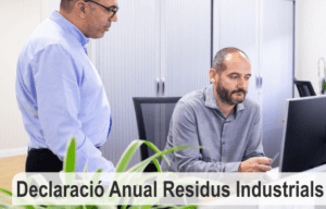 Declaració Anual de Residus Industrials (DARI)