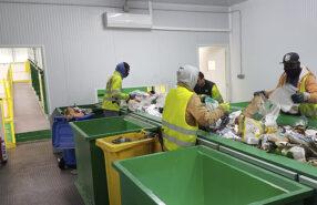 El reciclaje de reisiduos y nuestra planta de triaje