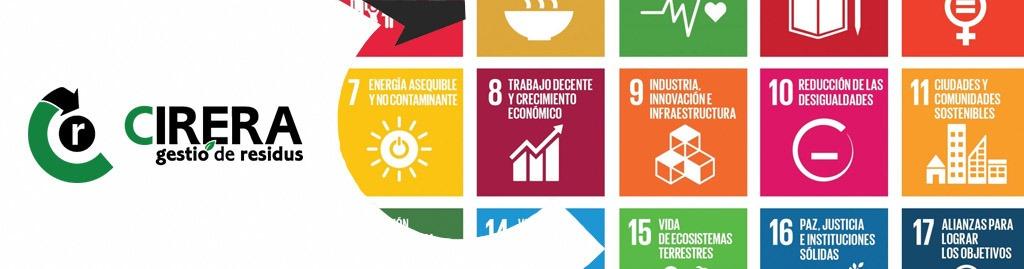 agenda 2030 residus cirera