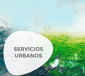 Servicios urbanos